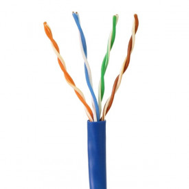 Cabo de Rede por metro Cat5e - Fox cable