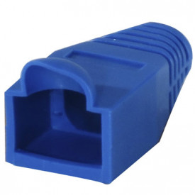 Capa para Conector RJ45 na cor Azul - JL52003