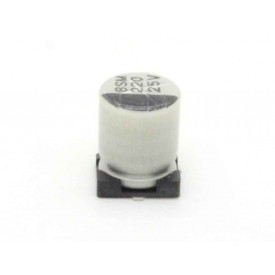 Capacitor SMD 220UF/25