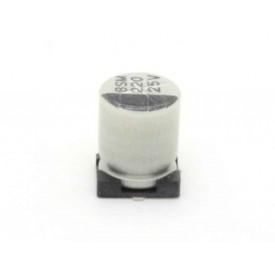 Capacitor SMD 220UF/16v