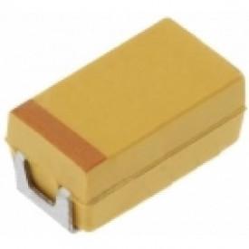 Capacitor Tântalo SMD 1MF/16V  - Cód. Loja 4555