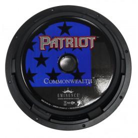 Falante Eminence Commonwealth Guitar Patriot Series 12 Polegadas 8 Ohms 225 Wattz