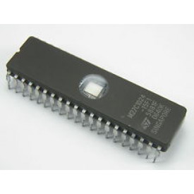 Memória EPROM M27C1024-15F1 - DIP-40W - STMicroelectronics