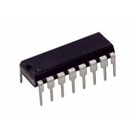 Circuito Integrado Porta Lógica CD4008BCP DIP16 4-bit adder - Motorola - CD4008