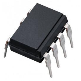 Circuito Integrado LM741CN DIP08 Amplificador Operacional - Cód. Loja 64 - Texas