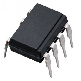 Circuito Integrado TL072CP DIP08 Amplificador Operacional - Cód. Loja 183 - Texas