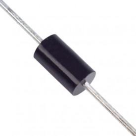 Diodo Supressor 1.5KE400A 1.500W DO201 Unidirecional - Cód. Loja 4499 - LITTELFUSE