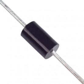 Diodo Supressor 1.5KE220CA 1.500W DO201 Bidirecional - Cód. Loja 4112 - VISHAY