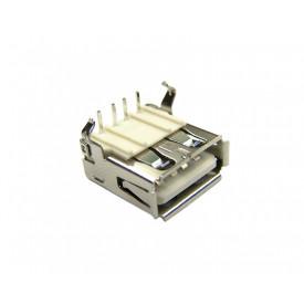 Conector USB-A Fêmea 90º PCI DS1095-SMT-WNM0 - Connfly