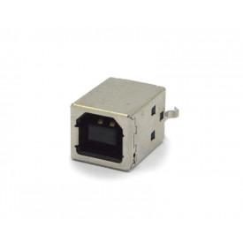 Conector USB B Fêmea Vertical 180º DS1099-01BN0 - Connfly