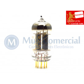 Válvula 12AT7 ECC81 Genalex - Gold Lion