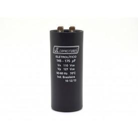 Capacitor para Partida de Motor 145-175UF/110V 36x86mm PM1-10