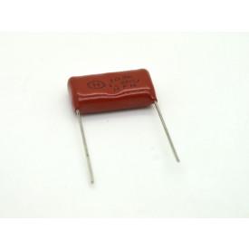 Capacitor de Polipropileno 10KPF/1600V ( 0.01uF / 10NF / 103 )
