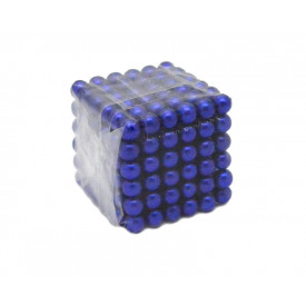 Cudo Neodimio - Esfera 5mm - Azul