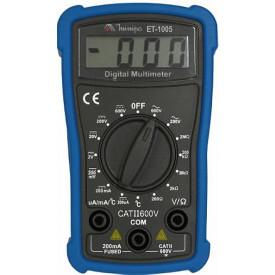 Multímetro Digital ET-1005 - Minipa