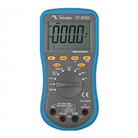 Multímetro Digital ET-2076A  - Minipa