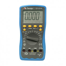 Multímetro Digital ET-2110 - Minipa