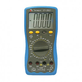 Multímetro Digital ET-2652 - Minipa