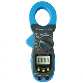 Alicate Amperímetro Digital ET-3166 - Minipa