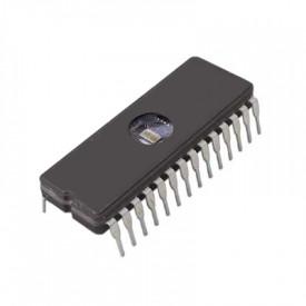 Memória EPROM M27C512-12F1 - DIP-28W - Cód. Loja 915 - STMicroelectronics