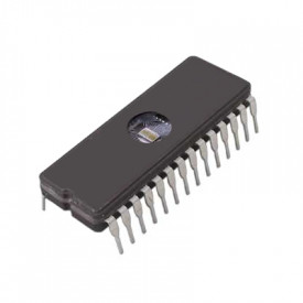 Memória EPROM M27C256B-12F1 - DIP-28W - Cód. Loja 910 - STMicroelectronics