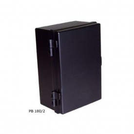 Caixa Plástica  PB-180/2 - Patola