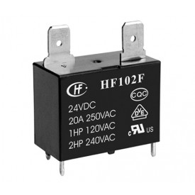 Relé Miniatura High Power HF102F/T-12VDC