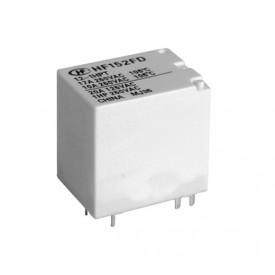 Relé para uso geral 12Vdc 20A SPDT 1 contato reversível HF152FD/12-1ZS