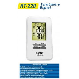 Termômetro Digital Hikari HT-220