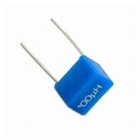 Indutor Radial espaçamento 5mm 8.2uH