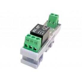 Relé de Interface - Acoplador Rele JAR50 12Vcc