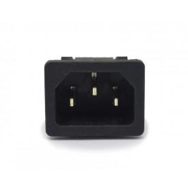 Plug A/C 3PIN com Fusível JL48048 - Jiali