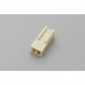 Conector KK JS-8001 Alojamento Fêmea passo 2.54mm 2 - 20 vias