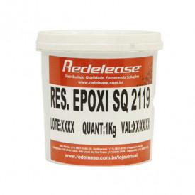 Resina Epoxi 1Kg - SQ-2119 - Redelease
