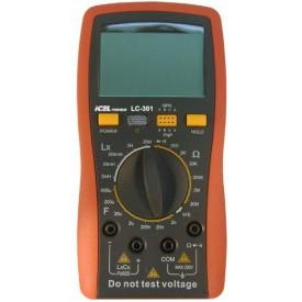 Capacímetro / Indutímetro LC-301 - ICEL Manaus
