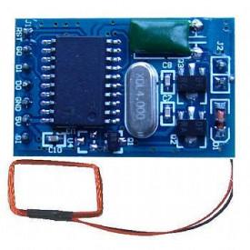 Leitor RFID 125Khz
