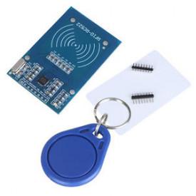 Leitor de RFID padrão Mifare RC522 frequência de operação 13.56 MHz - GC-02
