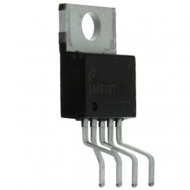 Circuito Integrado LM675T - TO-220 (5 Pinos) - Amplificador Operacional - Cód. Loja 4496 - National
