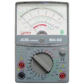 Multímetro Analógico MA-60 - ICEL Manaus