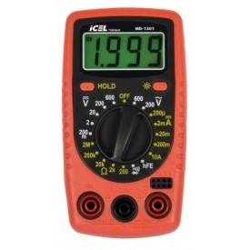 Multímetro Digital MD-1301 - ICEL Manaus