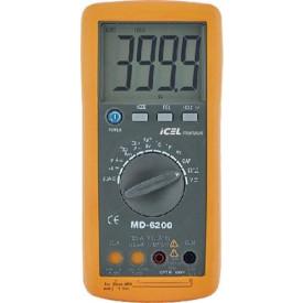 Multímetro Digital MD-6200 - ICEL Manaus