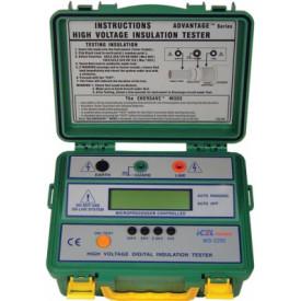 Megômetro Digital MG-3200 medidor de isolação 10KV - ICEL Manaus