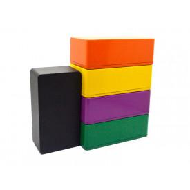 Caixa de Alumínio 1590B2 Cores - Hammond