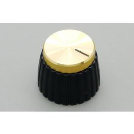 Knob com parafuso padrão Marshall - Dourado - MSL-G
