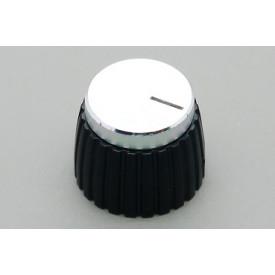 Knob com parafuso padrão Marshall - Prateado - MSL-S