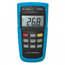 Termômetro Digital 1 Canal MT-450 - Minipa
