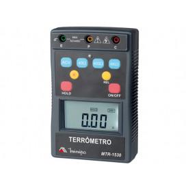 Terrômetro MTR-1530 - Minipa