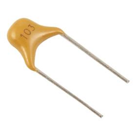 Capacitor Multicamada 150pf/50V - Cód. Loja 3390