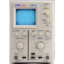 Osciloscópio Analógico 10Mhz - OS-11 - ICEL Manaus