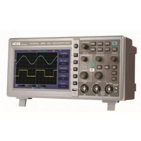 Osciloscópio Digital  OS-2062CEL de 60MHz e 2 Canais - ICEL Manaus